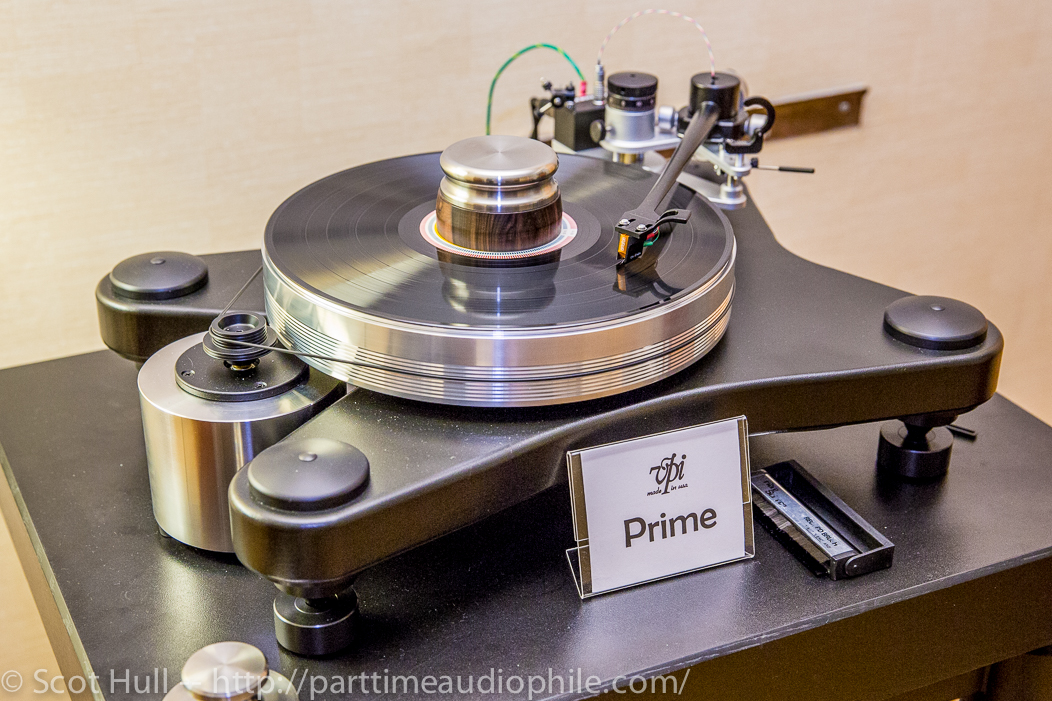 New York 2014: VPI Prime, Scout Jr and more
