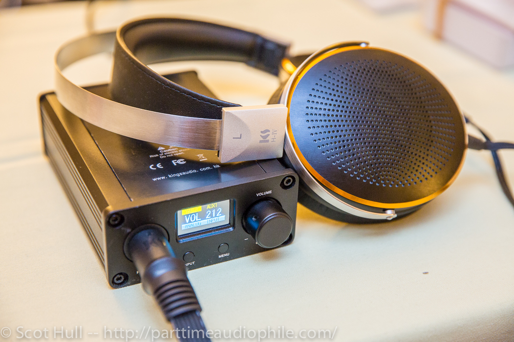 New York 2014: King Sound goes portable