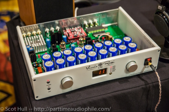 RMAF 2014: Ultra-Flexible, the LIO from Vinnie Rossi