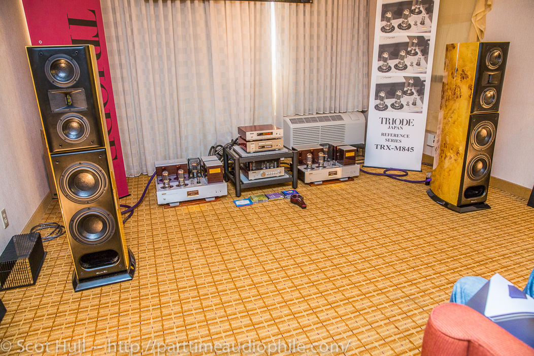 RMAF 2014: Planning retirement with Acoustic Zen and Triode Corp