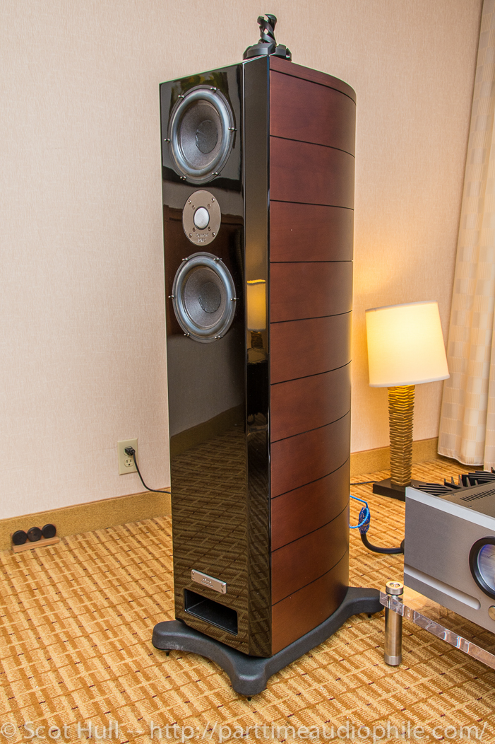 RMAF 2014: Usher Audio USA and Pass Labs | Audio Traveler