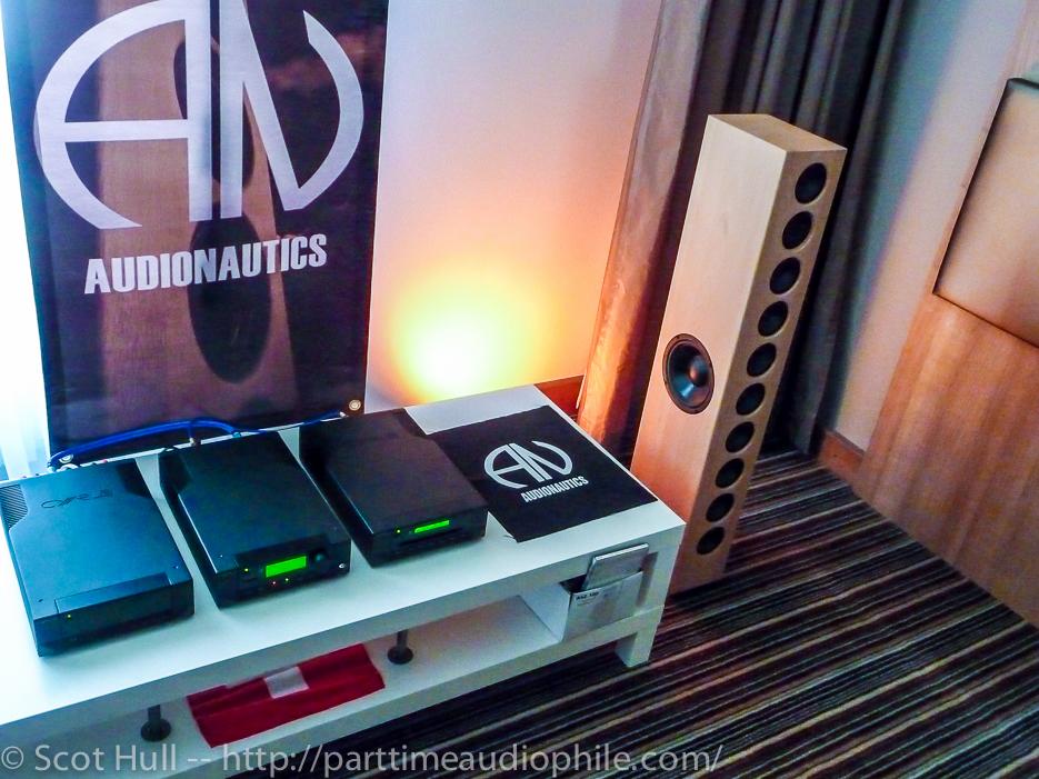 High End Swiss 2014: Audionautics, Manger/Lindemann, ActivAudio