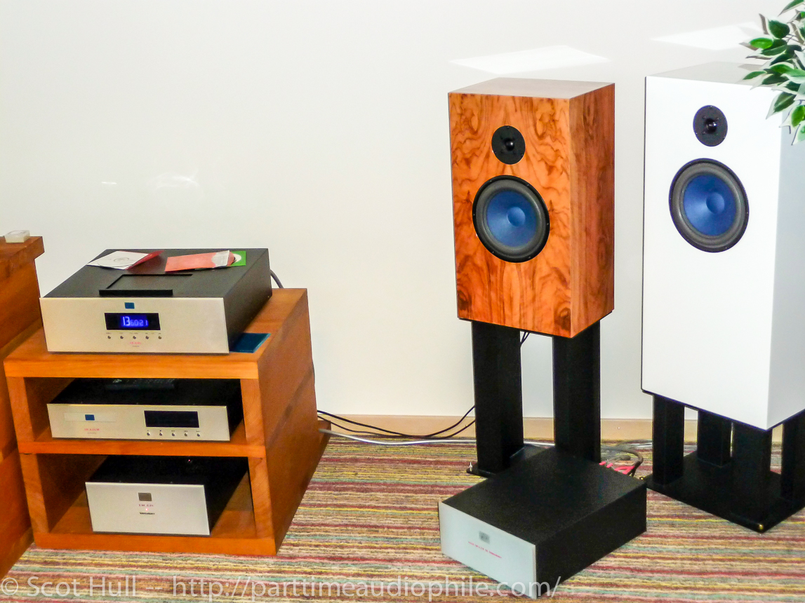 High End Swiss 2014: Audio Note UK