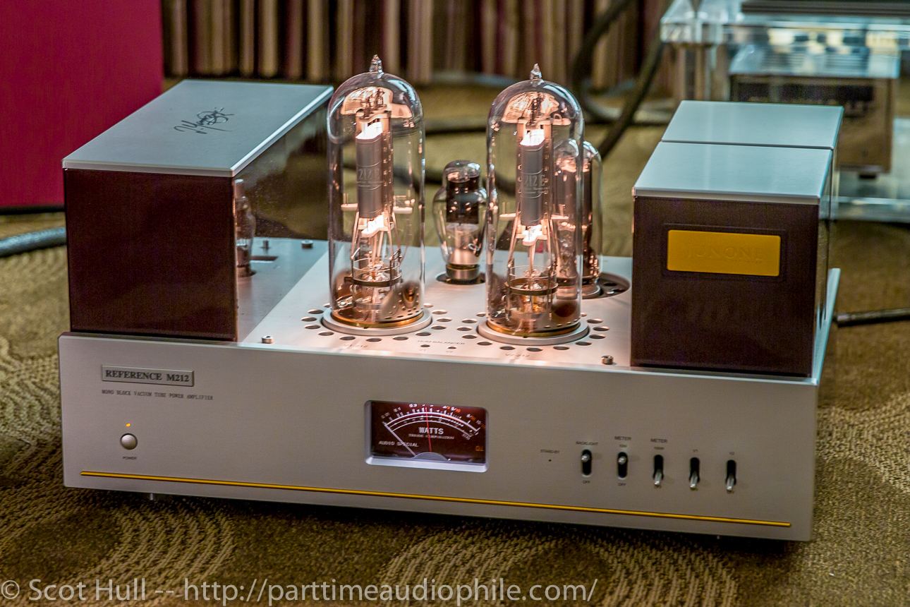 CES 2015: Acoustic Zen and Triode Corp crack space, let in the monsters