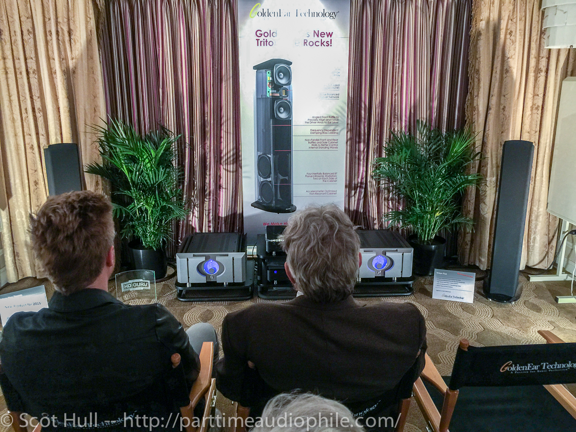 CES 2015: GoldenEar and the case for effortless, affordable power