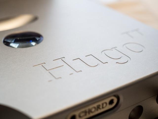 Chord Hugo TT closeup