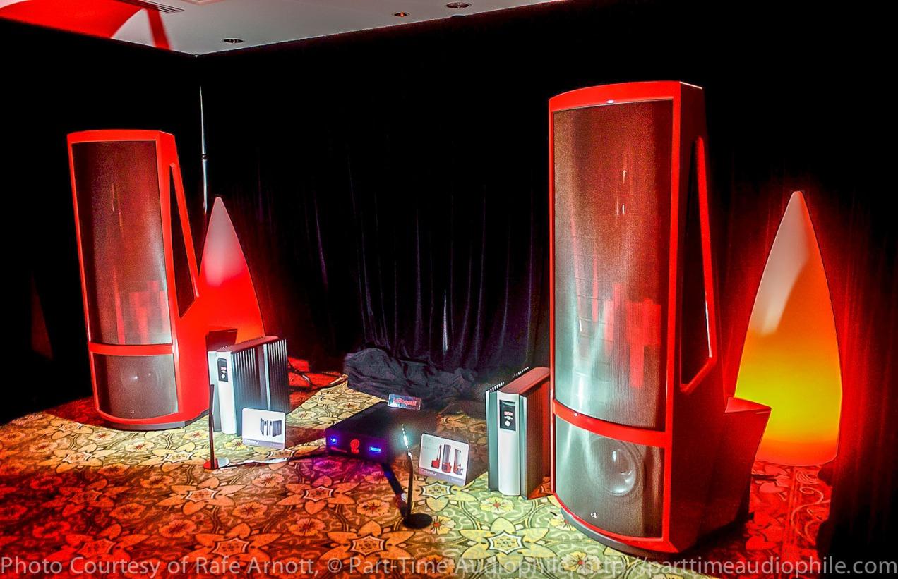 Vancouver 2015: Mark Levinson and Martin Logan | Audio Traveler
