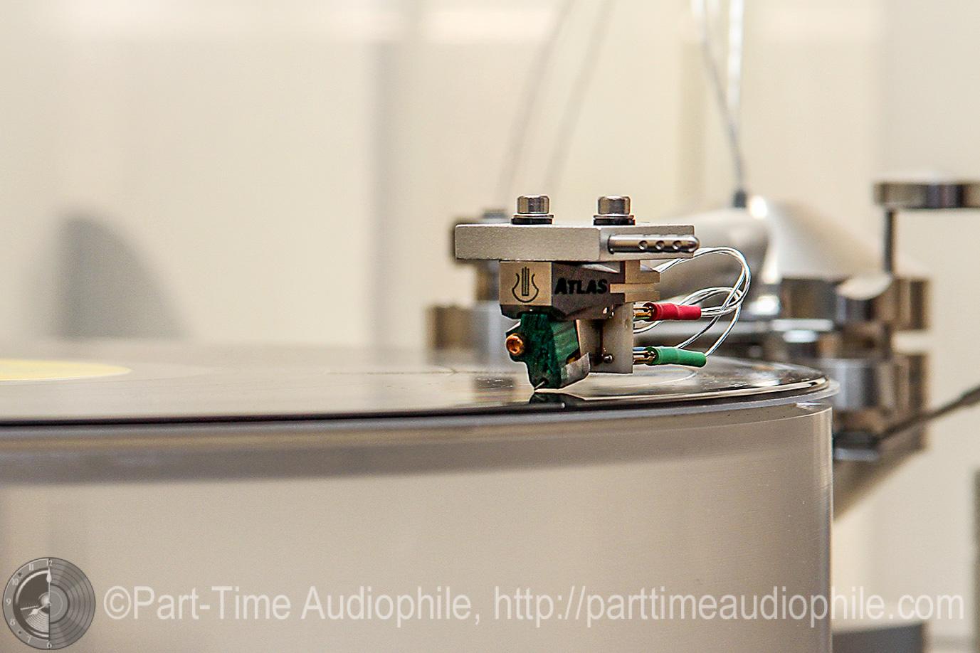 Newport 2015: Vandersteen, Basis Audio, Audio Research, Lyra